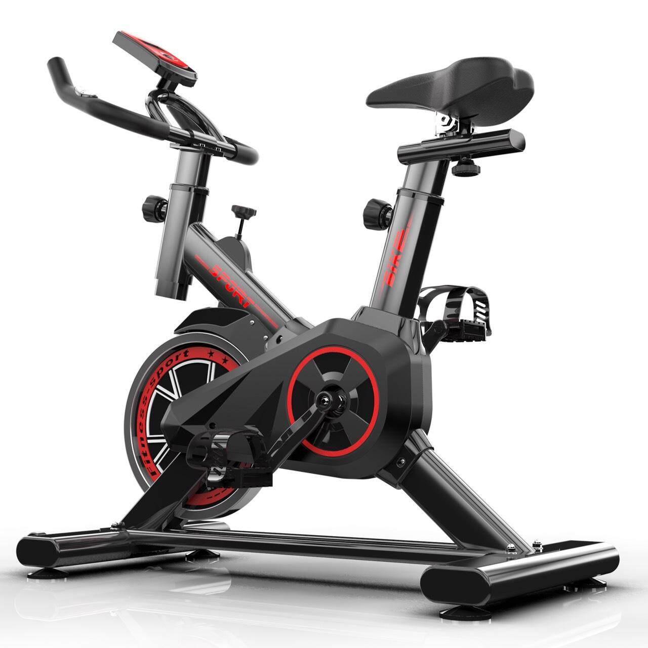 จักรยานออกกำลังกาย Exercise Spin Bike จักรยานฟิตเนส Spinning Bike SpinBike จักรยานฟิตเนส  เครื่องปั่นจักรยาน