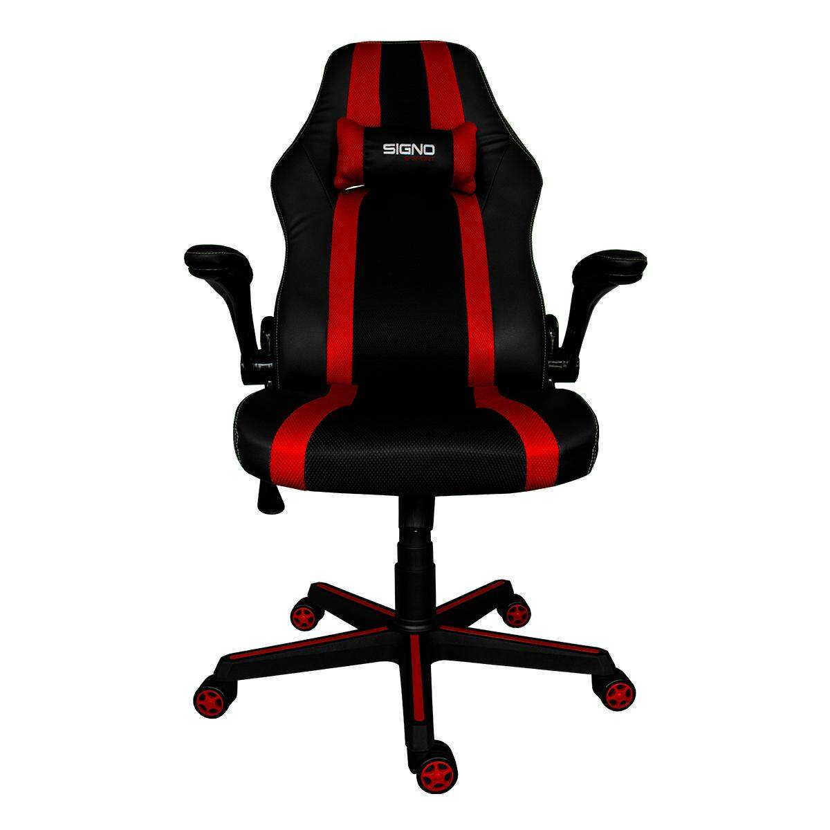 สอนใช้งาน  Signo E-Sport GC-201 BALIOS Gaming Chair