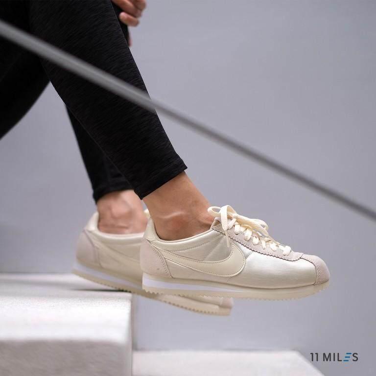 การใช้งาน  ปัตตานี 11milesstoreของแท้ !!!! พร้อมส่ง รองเท้าผ้าใบ Nike รุ่น Nike WMNS Classic Cortez Nylon
