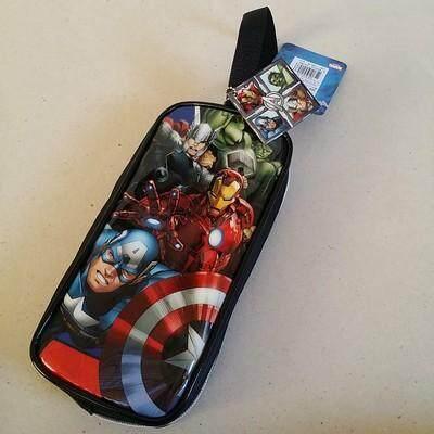 ขายดีมาก! ส่งฟรี Kerry !!! ขาย กระเป๋าดินสอ ซองดินสอซิป Avenger อเวนเจอร์