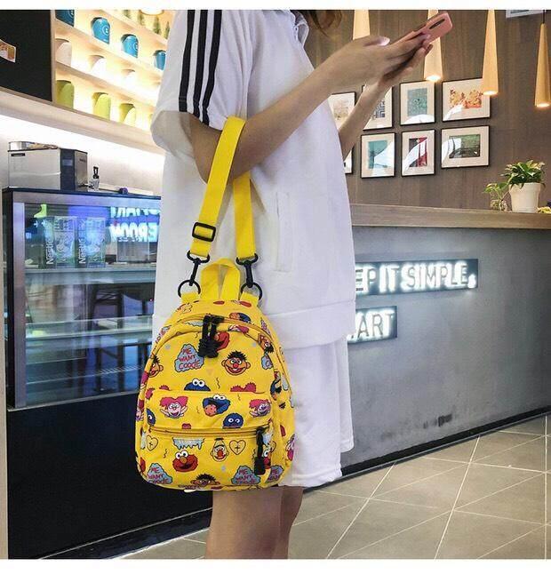 ลำปาง กระเป๋าสะพายแฟชั่น อินเทรนด์ มาใหม่ งานสวย มี 4 สี