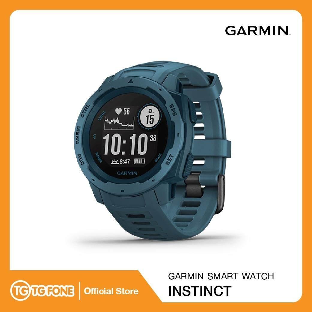 ยี่ห้อไหนดี  น่าน GARMIN Smart Watch Instinct (Lakeside)