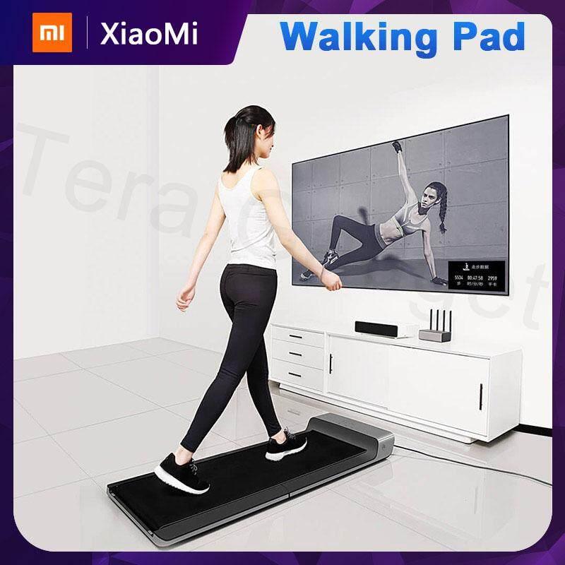 Xiaomi Walking Pad Smart Treadmill  ลู่เดินอัจฉริยะ ลู่เดินพับได้ สำหรับออกำลังกาย ใช้เดินในห้อง ประหยัดเนื้อที่ ประหยัดเวลา น้ำหนักเบา มีล้อเก็บใต้เตียงได้ [[ รับประกัน 30 วัน ]]