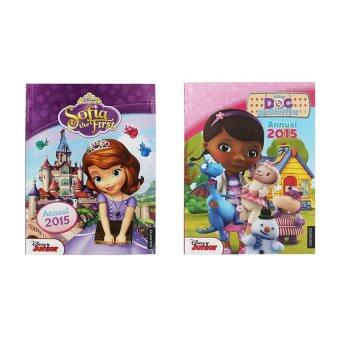 Disney Junior : Sofia The First - Annual 2015+Annual 2015 : Doc McStuffins