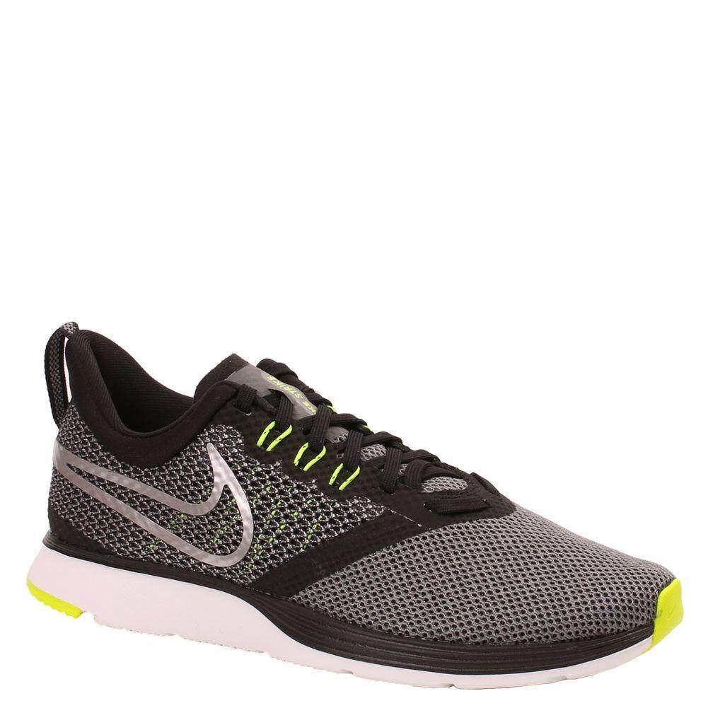 ลดสุดๆ รองเท้าวิ่งไนกี้ รองเท้าผ้าใบ Nike  Women Running Shoes Strike Silver Black สบายเท้า ระบายอากาศดีเยี่ยม ++ลิขสิทธิ์แท้ 100% จาก NIKE พร้อมส่ง ส่งด่วน kerry++
