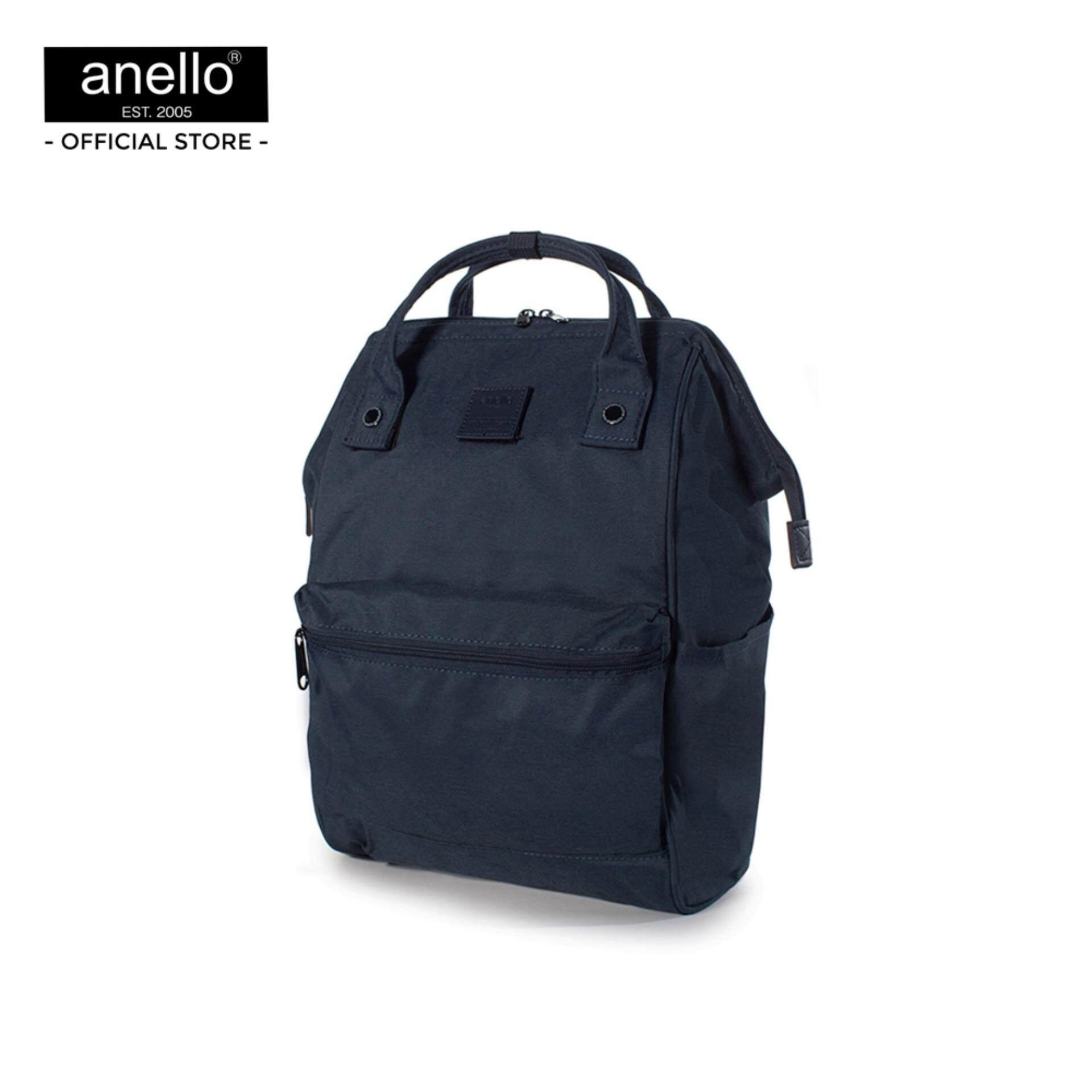 สอนใช้งาน  สุพรรณบุรี anello กระเป๋าเป้ RPCM Classic Mini Rucksack_AT-B2853