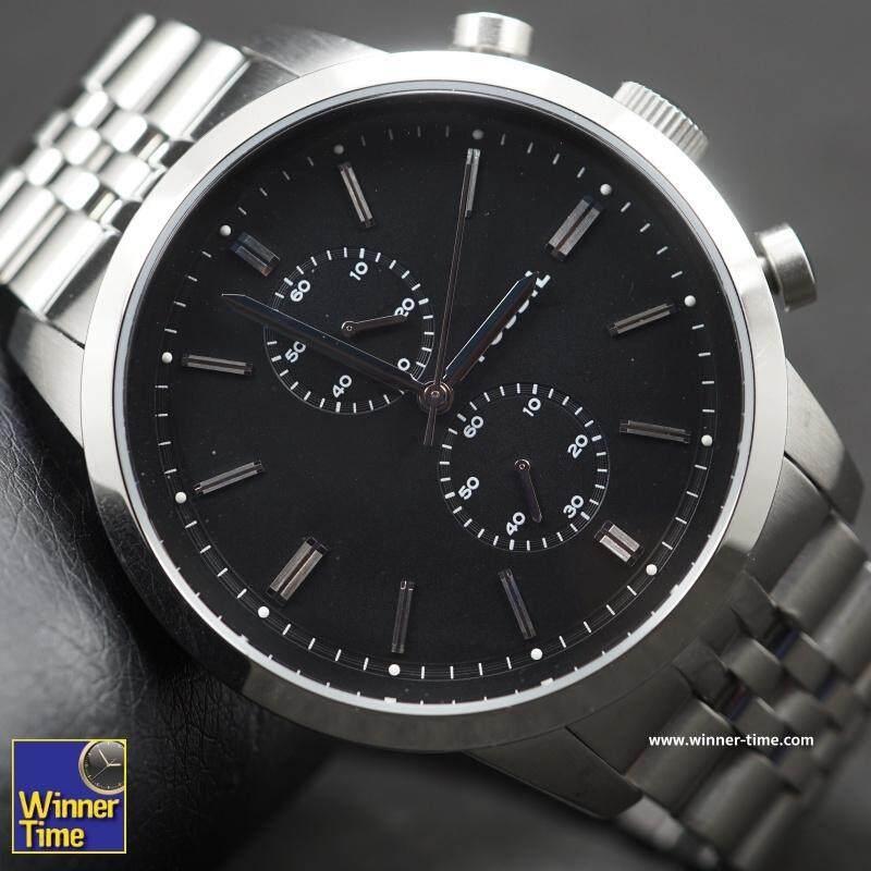 ยี่ห้อไหนดี  ศรีสะเกษ Winner Time นาฬิกา ผู้ชาย Fossil FS4784 รับประกัน 1 ปี