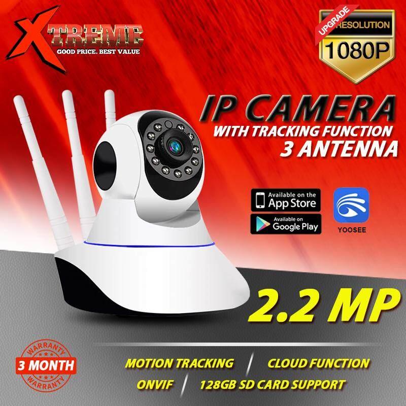 ซื้อของออนไลน์ในอเมริกา กล้อง IP Camera กล้องวงจรปิด ไร้สาย รุ่นใหม่  ดูออนไลน์ผ่านแอพ