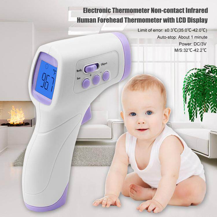 Electronic Thermometer No...