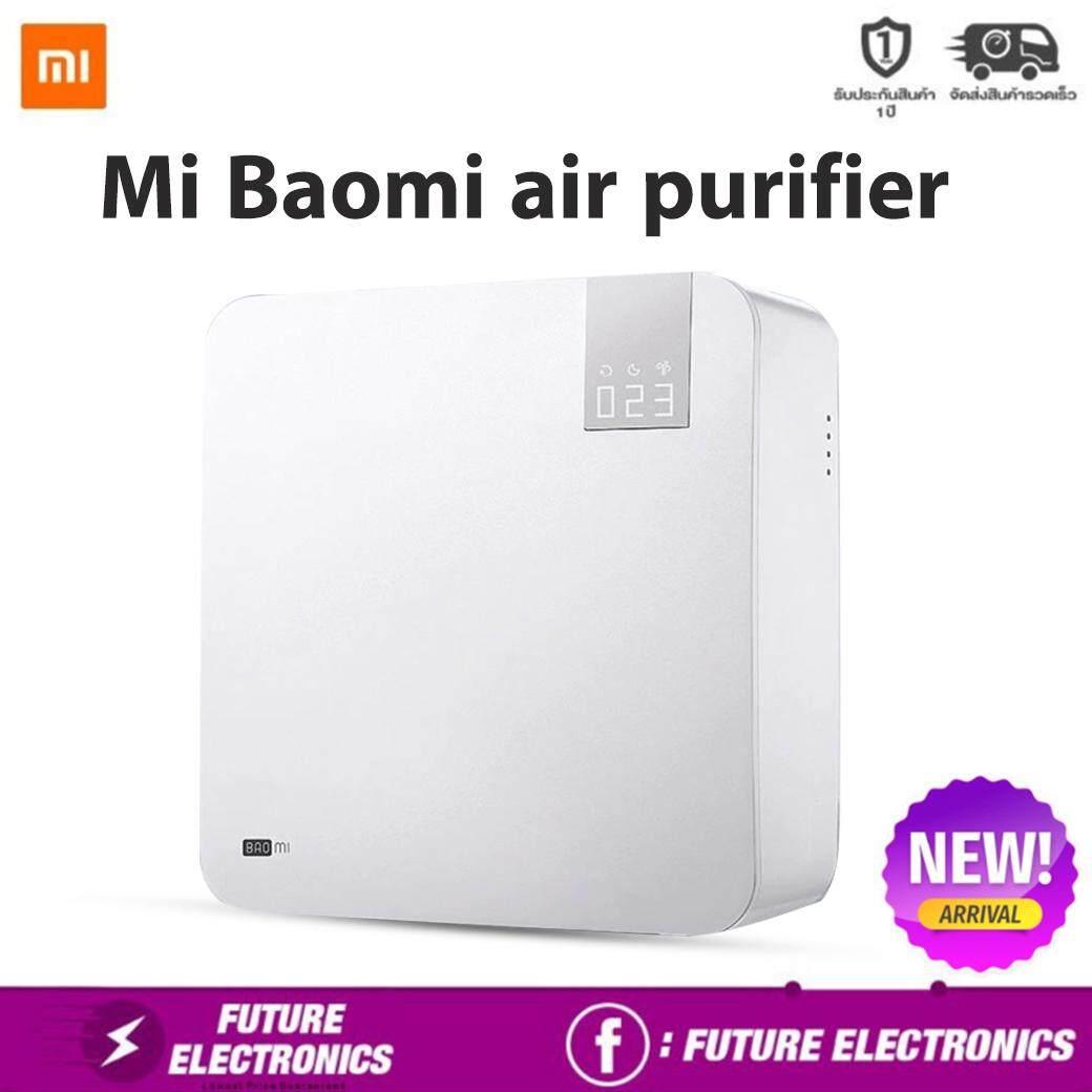 สอนใช้งาน  ชัยภูมิ Mi Baomi air purifier