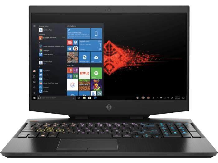 ยี่ห้อไหนดี  สุพรรณบุรี HP OMEN 15-dh0104TX Laptop  รับฟรี Printer รุ่น DeskJet 2132 All-in-One Printer มูลค่า 1 890 บาท