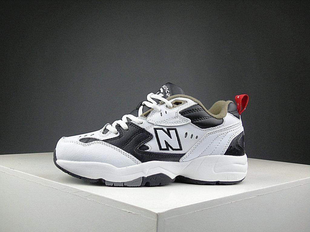 ยี่ห้อนี้ดีไหม  พัทลุง New Balance_2019 รองเท้าวิ่งผู้หญิง / Women s Fashion Sports Running Shoes Sneakers NB-608-8