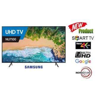 SAMSUNG LED TV รุ่น UA43NU7100K UHD 4K Smart TV  43'' นิ้ว Series 7 Ultra HDTV ความละเอียดภาพระดับ 3,840 x 2,160 จุดชัดเจนทุกมุมมอง