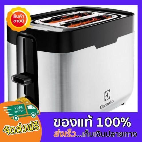 สอนใช้งาน  สุรินทร์ หั่นราคา!!! อีเลคโทรลักซ์ เครื่องปิ้งขนมปัง รุ่น ETS5604S ...เครื่องปิ้งขนมปัง  Toaster  Sandwich..ของแท้ 100% ราคาถูก