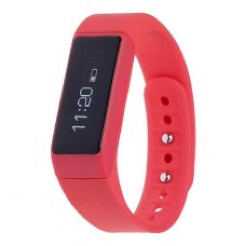 สุดยอดสินค้า!! [Wevery]- นาฬิกาอัจฉริยะ Moov i5Plus Activity Tracker สมาร์ทวอช สมาร์ทวอทช์ นาฬิกาออกกำลัง นาฬิกาอัจฉริยะ นาฬิกาสมาทวอช ส่ง Kerry เก็บปลายทางได้