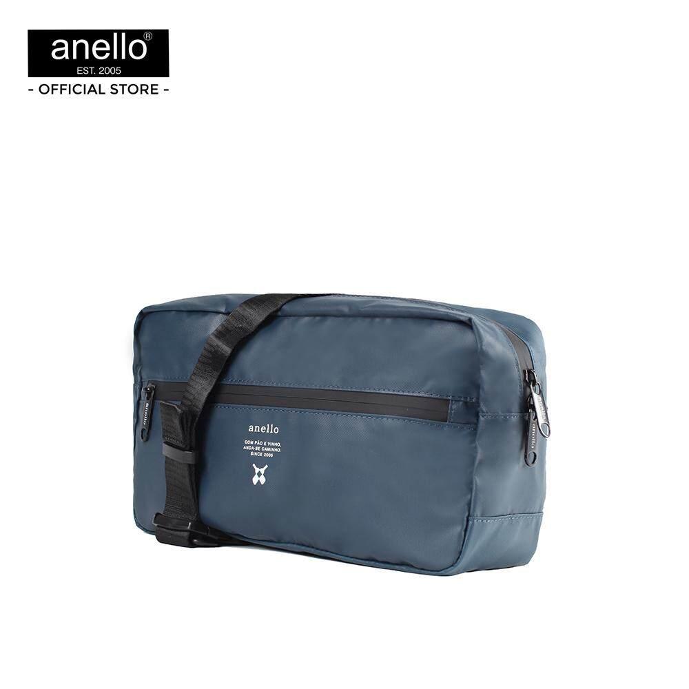 ยี่ห้อนี้ดีไหม  นนทบุรี กระเป๋าสะพายข้าง anello REG W-Proof Crossbody Bag_OS-N021
