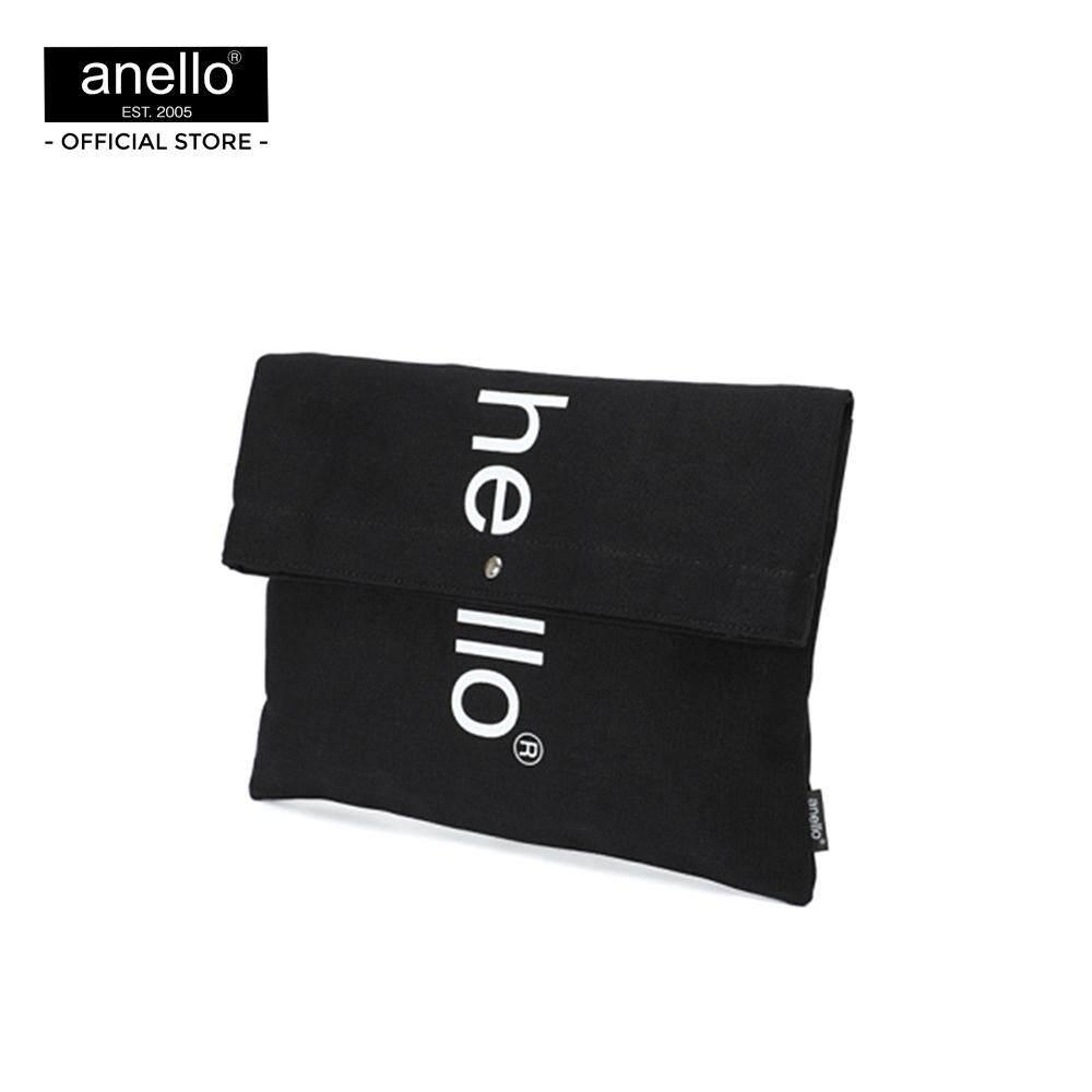 ยี่ห้อไหนดี  ยะลา กระเป๋า anello  3WAY Shoulder Bag_AU-S0131-BW
