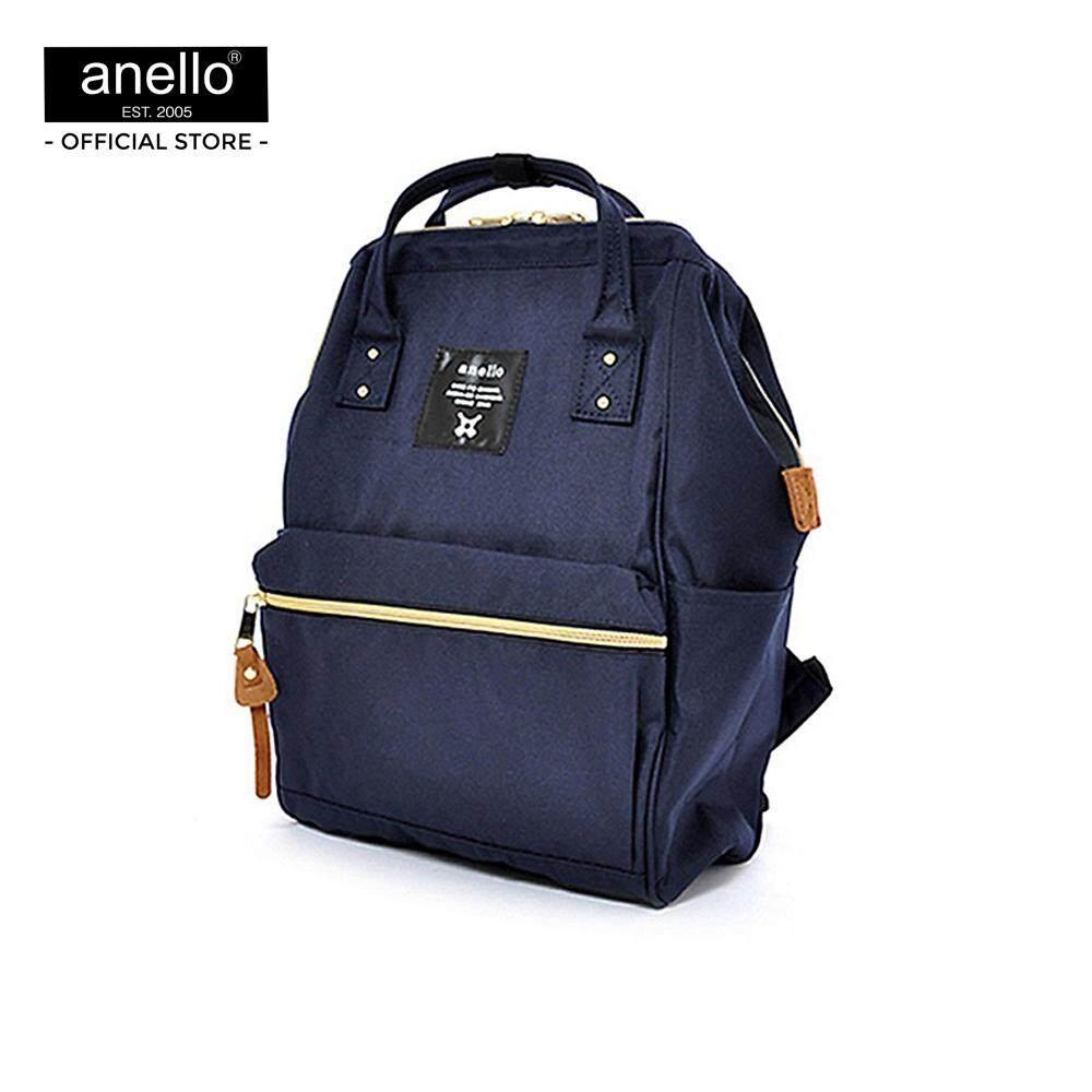 ยี่ห้อนี้ดีไหม  นครพนม กระเป๋า anello Mini Backpack Mini Backpack AT-B0197B-NV
