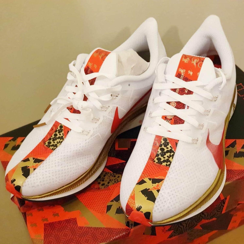 การใช้งาน  ระยอง Nike Pegasus turbo Chinese newyear 2019