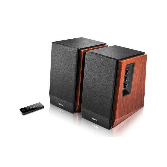 ยี่ห้อไหนดี  กระบี่ Edifier R1700BT 2.0 Speaker (Brown)