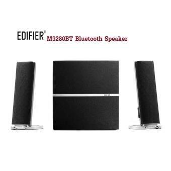 Edifier รุ่น M3280BT Bluetooth Speaker 2.1 ลำโพงคอมพิวเตอร์ มีบลูทูธ (สีดำ) รับประกันศูนย์