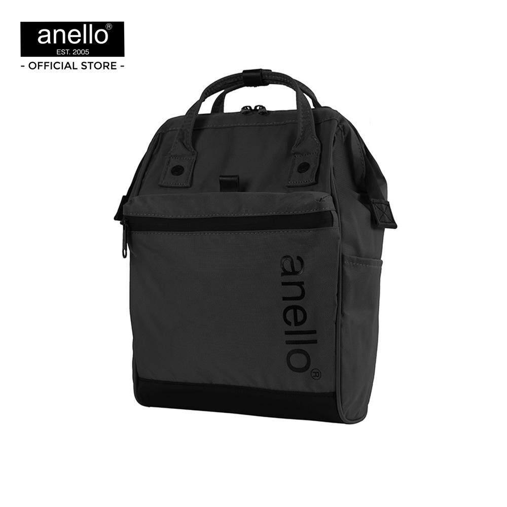 สอนใช้งาน  บึงกาฬ anello  กระเป๋าเป้ REG EXPAND Backpack FSO-B049