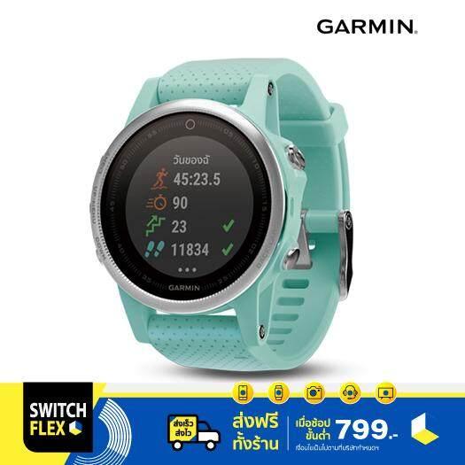 สอนใช้งาน  ปัตตานี Garmin Smartwatch รุ่น fenix 5S