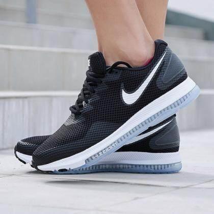 สิงห์บุรี Nike รองเท้าวิ่ง ผู้หญิง ไนกี้ Women Run Shoes Zoom All Out Low (รุ่นยอดนิยมสาวหวาน) ++ลิขสิทธิ์แท้ 100% จาก NIKE พร้อมส่ง ส่งด่วน kerry++