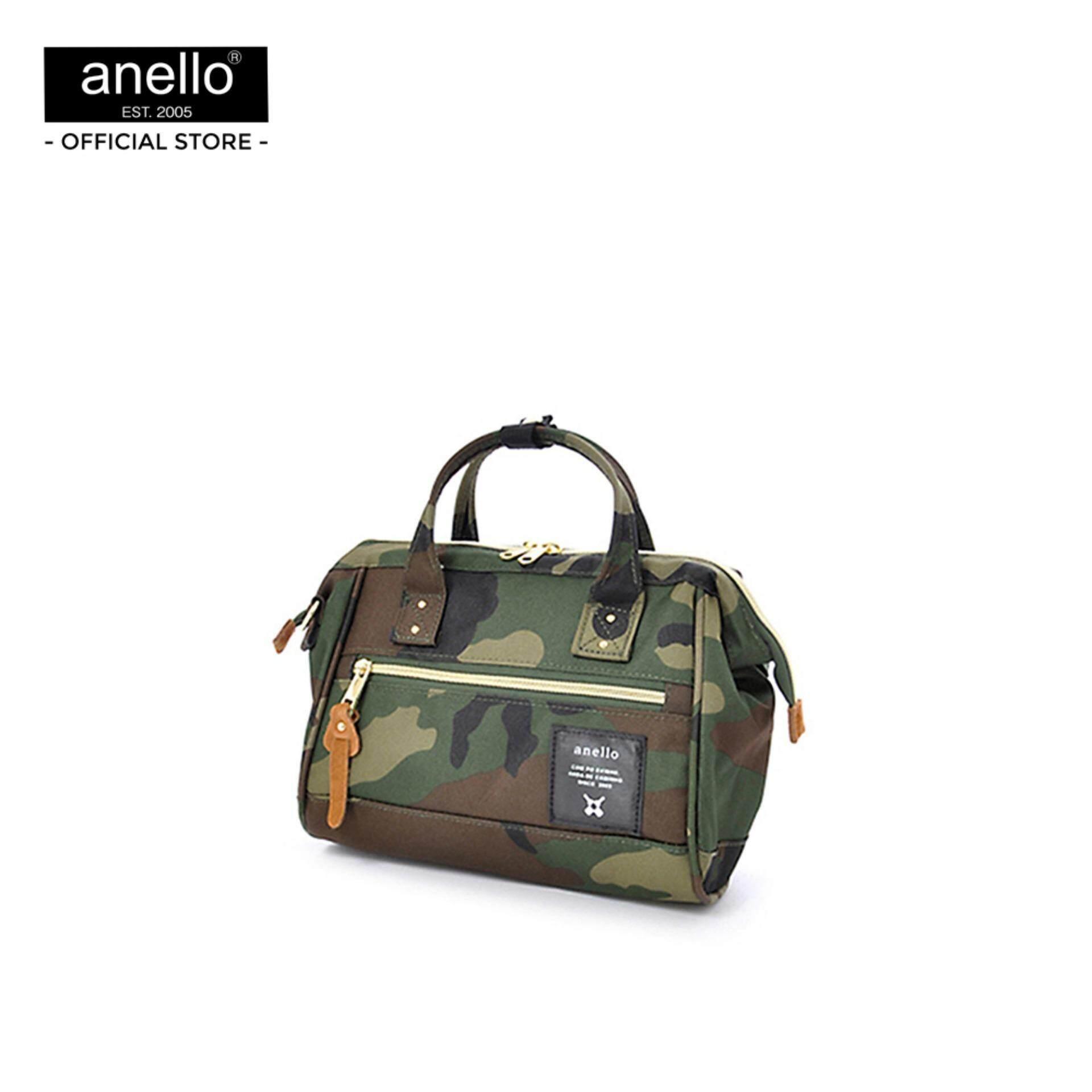 การใช้งาน  สงขลา anello กระเป๋า Mini 2Way Shoulder Bag_AT-H0851