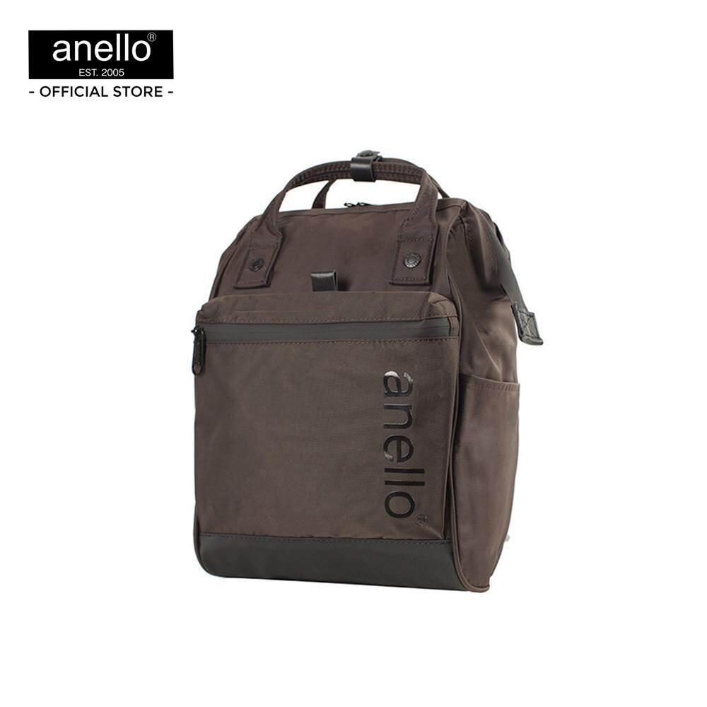 ยี่ห้อนี้ดีไหม  ประจวบคีรีขันธ์ anello  กระเป๋าเป้ Mini EXPAND Backpack FSO-B048