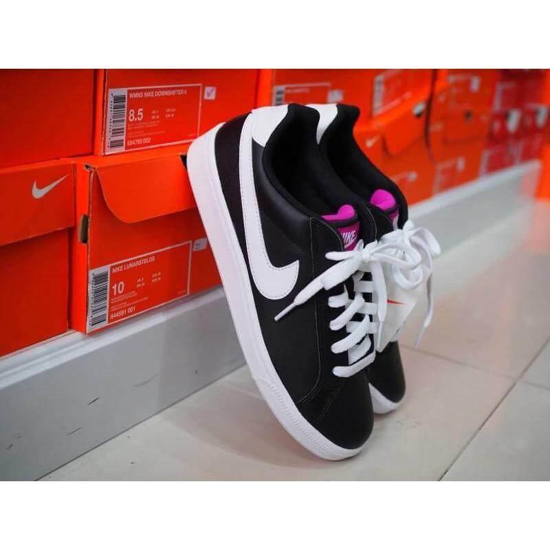 สอนใช้งาน  น่าน รองเท้าไนทกี้ Nike court majestic ของแท้??