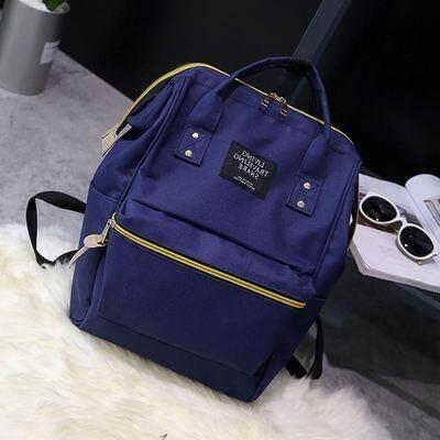 กระเป๋าสะพายพาดลำตัว นักเรียน ผู้หญิง วัยรุ่น ชัยภูมิ PANDA SHOP กระเป๋าเป้สะพายหลังสุดคลาสสิค สีสันสดใสรุ่นLT03