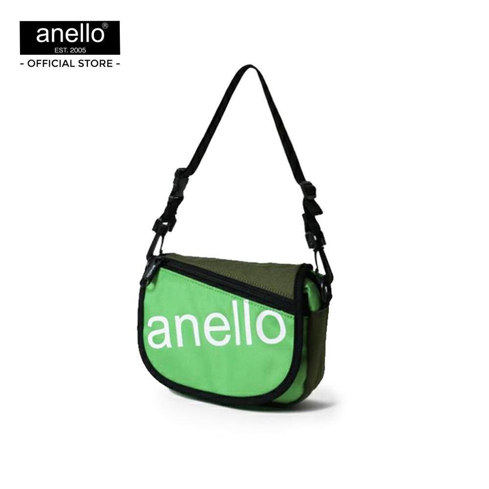 การใช้งาน  กาฬสินธุ์ anello กระเป๋าสะพายไหล่ Regular SLANTINNG Shoulder Bag PL_AH-B2862