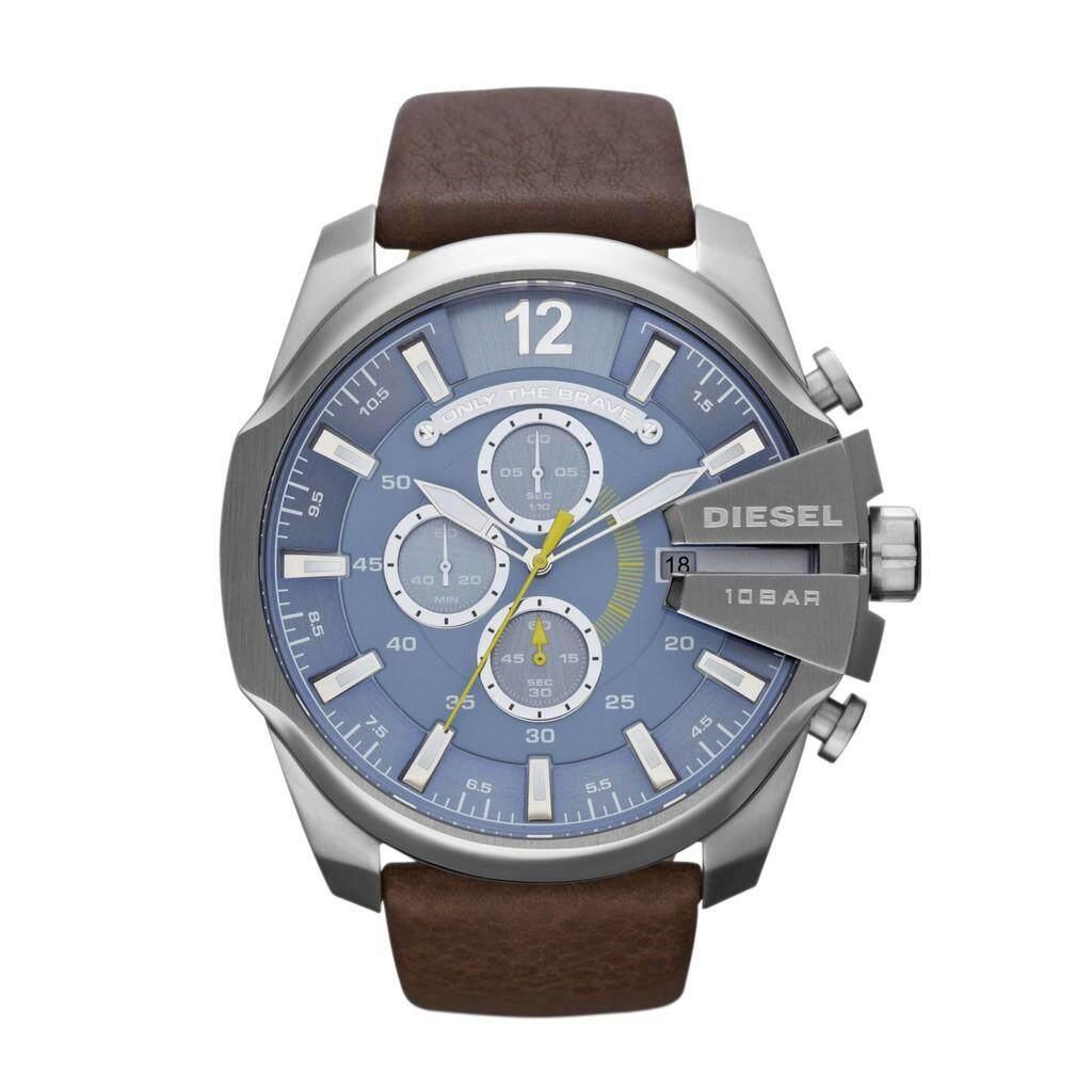 สอนใช้งาน  ศรีสะเกษ คลังสินค้าพร้อมแฟชั่นดีเซลนาฬิกาผู้ชาย DZ4281