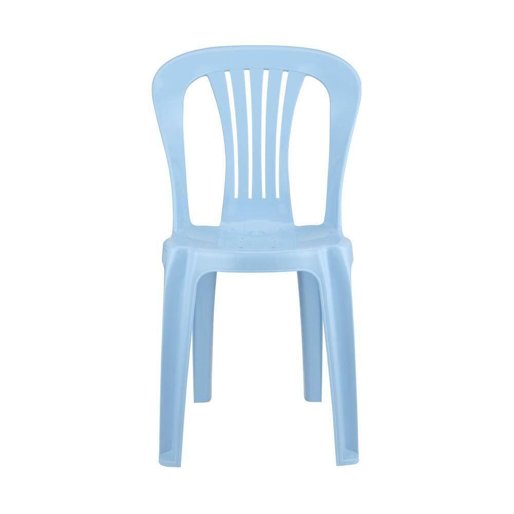 เช่าเก้าอี้ หนองคาย เก้าอี้พลาสติก รุ่น ดัส - สีฟ้า