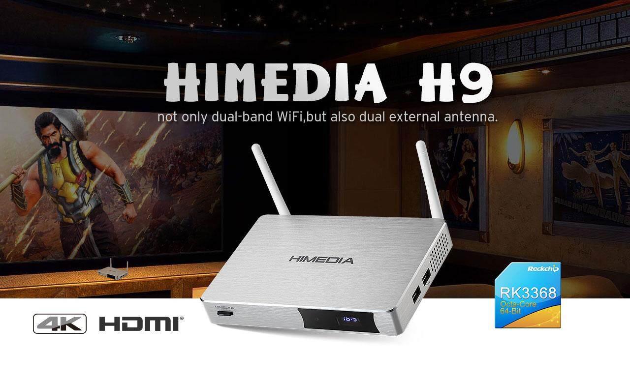 สินเชื่อบุคคลซิตี้  กำแพงเพชร Android Box HIMEDIA (H9) Free Mouse Wriless GMW035