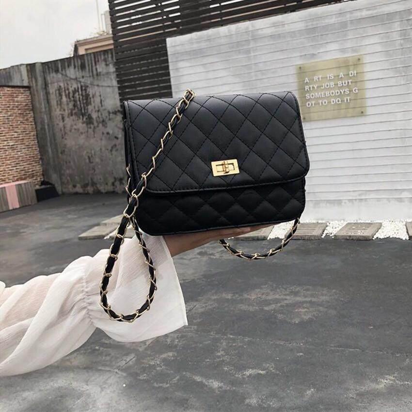 กระเป๋าถือ นักเรียน ผู้หญิง วัยรุ่น ภูเก็ต Crvid กระเป๋าผู้หญิง กระเป๋าสะพายพาดลำตัว  XN01