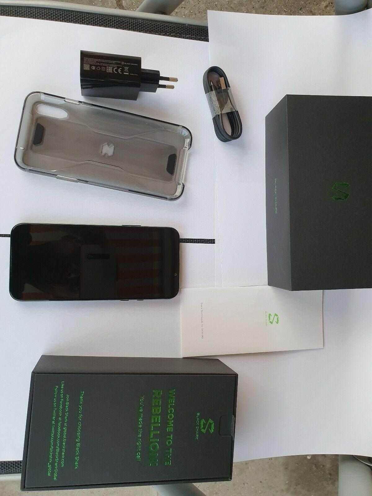 ยี่ห้อนี้ดีไหม  ตราด XIAOMI BLACKSHARK 2 GAMING 12GB/128GB ROM SMARTPHONE