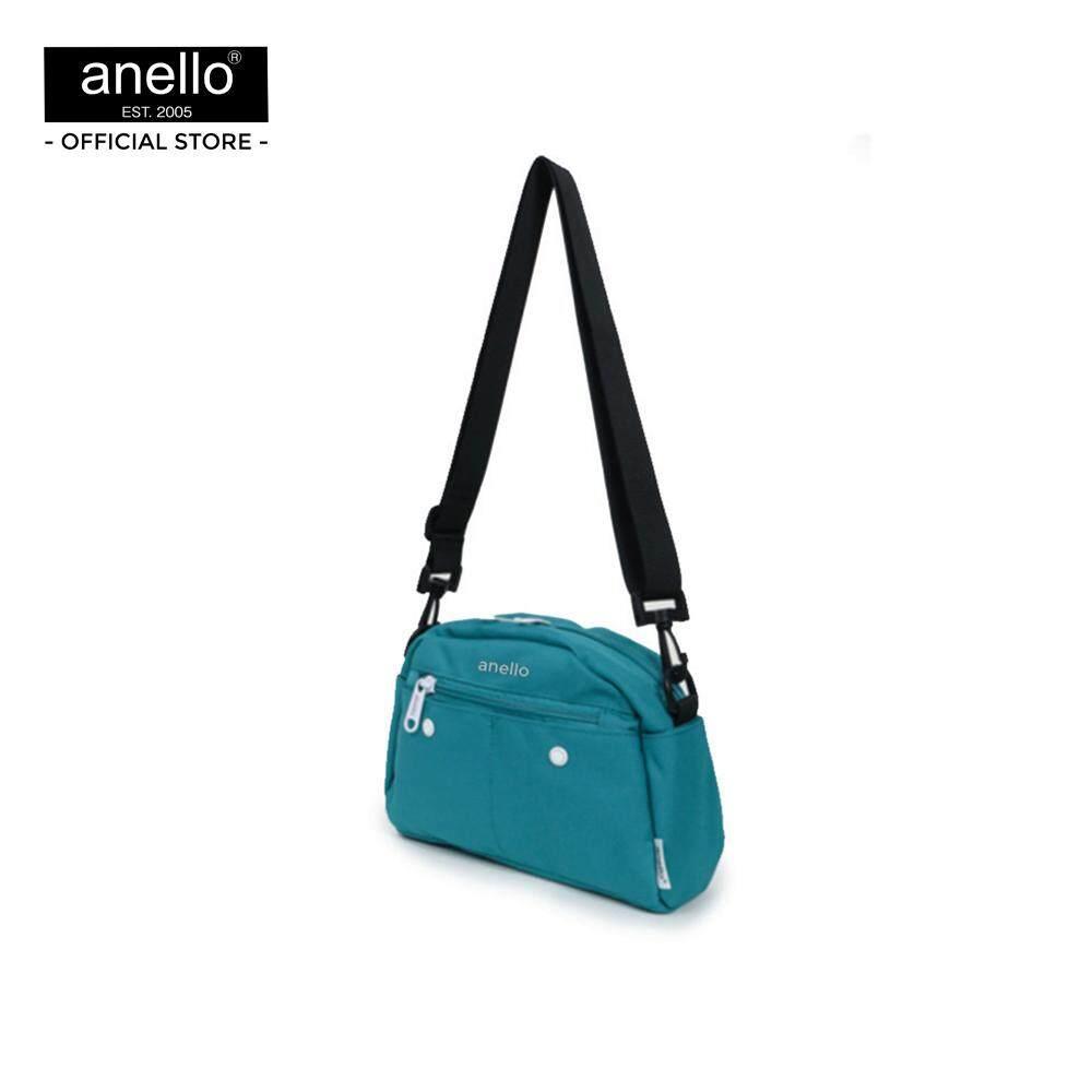 ยี่ห้อไหนดี  หนองคาย anello กระเป๋าสะพายไหล่ CS 10 Pockets Shoulder_AT-S0119T