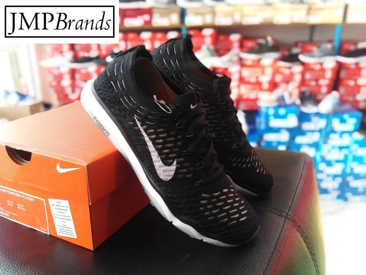สอนใช้งาน  ขอนแก่น NIKE WOMEN W AIR ZOOM FEARLESS FLYKNIT TRAINING SHOE BLACK 850426-001