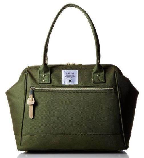 ชัยนาท Authentic Anello Japan Imported Canvas Unisex Shoulder Bag