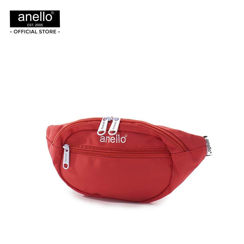 สอนใช้งาน  อุดรธานี anello กระเป๋าคาดเอว CS mini waist pouch_AT-S0118T