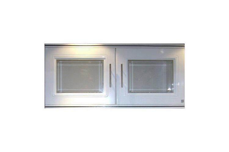 ลดสุดๆ ตู้ลอยเก็บของในครัว WALL CABINET ตู้แขวน บานคู่ ABS KING PLAT-ZERCON 90X42CM WH ตู้แขวน ตู้ลอย ตู้แขวนติดผนังในครัว ส่ง kerry เก็บเงินปลายทาง