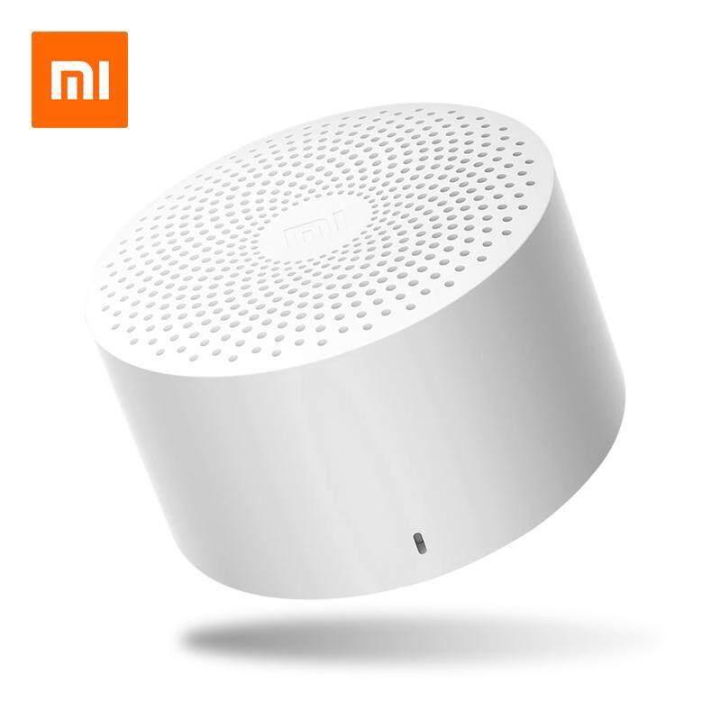 สอนใช้งาน  กำแพงเพชร Xiaomi AI Portable Bluetooth 4.2 Wireless Speaker White ลำโพงบลูทูธ ขนาดเล็ก ลำโพงบลูทูธ Mi พกพาง่าย Mi Compact Bluetooth Speaker 2