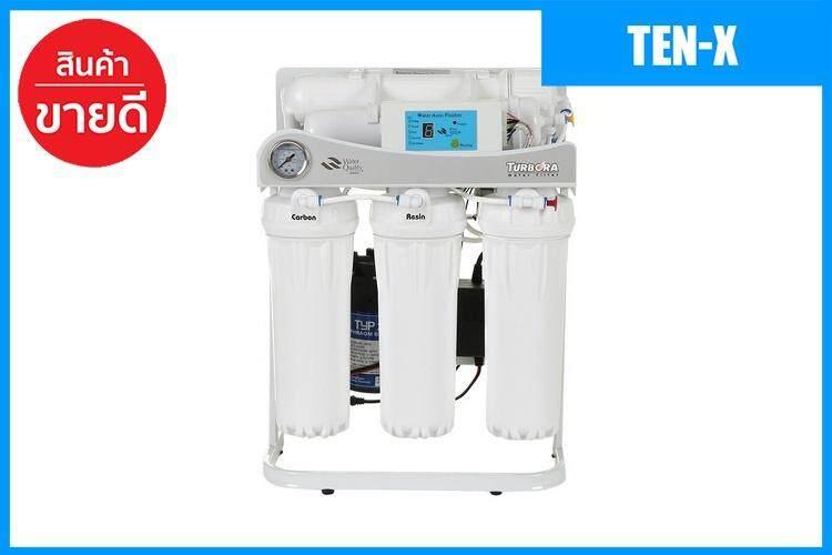 Ten-X เครื่องกรองน้ำดื่ม TURBORA รุ่น 5ROC-PRC  TURBORA  5ROC-PRC เครื่องกรองน้ำ water purifier เก็บเงินปลายทางได้ ส่งด่วน Kerry