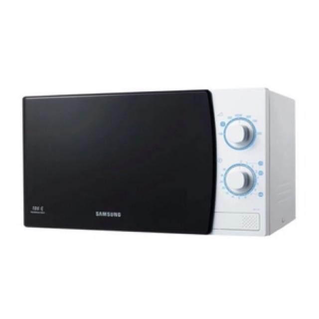 ของแท้ มาใหม่ ! Deehappyshop เตาไมโครเวฟ Samsung microwave oven 20L รุ่นME711k/XST