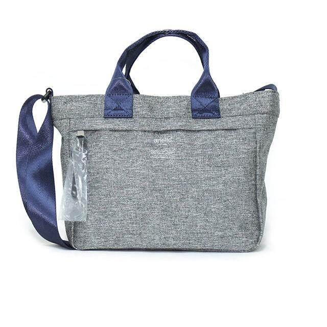 ทำบัตรเครดิตออนไลน์  ชัยนาท กระเป๋า Anello AT-C 2292 Mottled Polyester - Japan Imported 100%