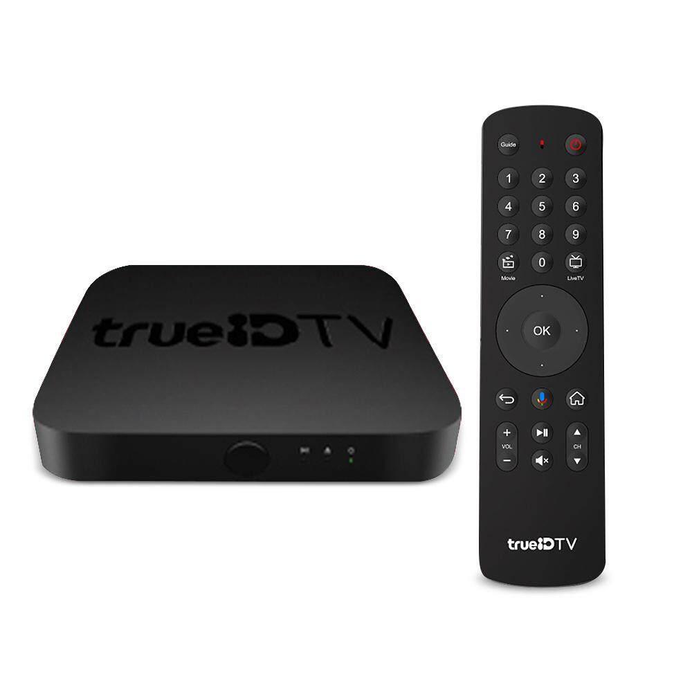 บัตรเครดิต ธนชาต  พิจิตร TrueID TV BOX Android TV Chromecast built-in พร้อมแอพที่จำเป็นต่อการใช้