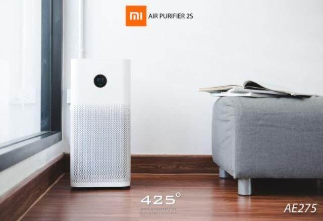การใช้งาน  สุราษฎร์ธานี [สินค้าพร้อมส่ง] เครื่องฟอกอากาศ Xiaomi Mi Air Purifier 2S [[[รับปะกัน 1 ปี]] มีคู่มือพร้อมใช้งาน