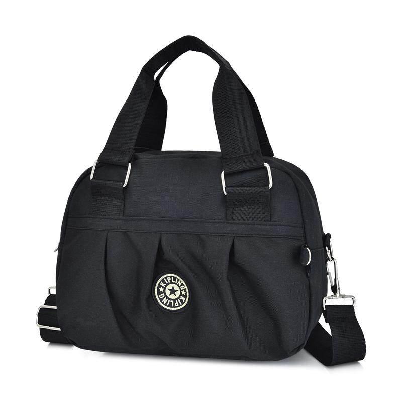 กระเป๋าเป้ นักเรียน ผู้หญิง วัยรุ่น ฉะเชิงเทรา Fashion handbagกระเป๋าผ้าผู้หญิงกระเป๋ากระเป๋าถือใหม่น้ำไนลอนกระเป๋าผ้าอ็อกฟอร์ดลำลองไหล่ข้างเดี่ยวสะพายข้างสุภาพสตรี